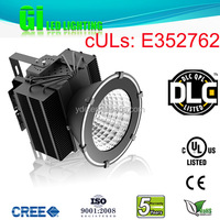 Top quality 5 years warranty DLC UL cUL outdoor LED flood light 250w