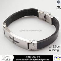 Factory price beautiful jewelry stylish korea style braid bracelet