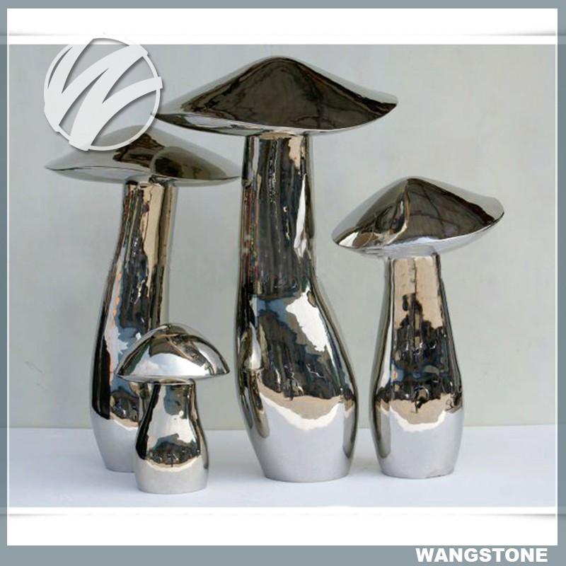 jardn decorativo seta escultura de acero inoxidable para la venta