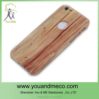 Hot Sell Wooden Case for iPhone 6 Wooden Hard Shell
