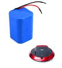 smart sweeper lithium battery 4.8v 2200mah