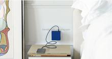 european dual usb charger EU plug adapter with 3 USB charging port and 2 EU socket