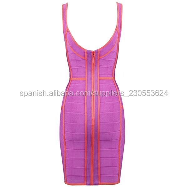 Venta caliente vestido bandage baratos vestido de fiesta vestido de ...