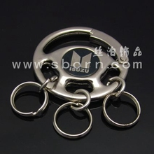 key ring metal Metal steering wheel Key Ring