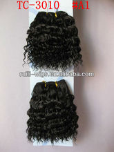 Fashion synthetic hair weaving factory