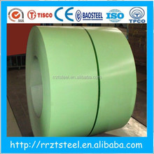 colorful ppgi color coated steel coil , galvanized/painting surface treatment and construction/light industry /roofing applicati