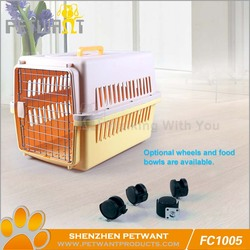 Best box for dog travel/cheap dog kennels