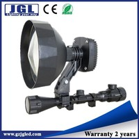 Luminous 35-100w torches for hunting night spotlight for rifle scope