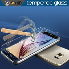 2015 New Arrival for Samsung Galaxy S6 Tempered Glass Screen Protector, Real Japan Asahi Glass with Nipa Glue