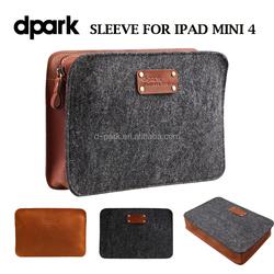 China Manufacturer Case For Apple iPad Mini 4, for iPad Mini 4 Case, Leather Case for iPad Mini - Brick