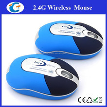 Business gift different color combine usb wireless mouse