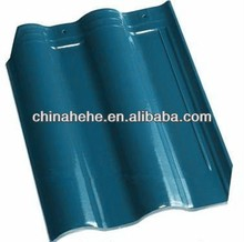 interlocking clay ceramic roof tile