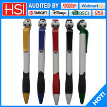 promotional football ball pen school stationery
