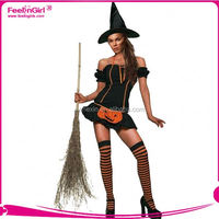 2015 Hot sale high quality halloween cheap costumes for women