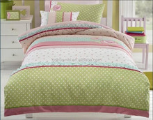 girls and kids children bedding set
