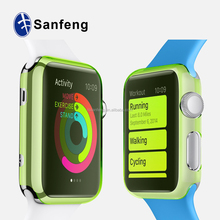 2015 most popular style mobile phone case for apple watch made in china
