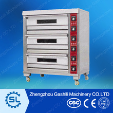 Chinese manufacturers Gas Bread baking oven