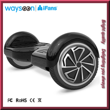 Two Wheels Self Balancing Scooter Smart Electric Drifting Board Personal Adult Transporter with LED Light