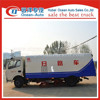 DFAC 4X2 road cleaning brush truck for sale