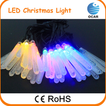 Outdoor Building Holiday lighting home decorative LED Chrismas tree string light