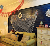 House decoration Christmas decoration fishing nets for decoration