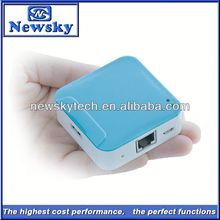 Pocket wifi repeater rj45 wireless adapter