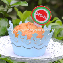 Cute Swimming Duck! All Party Events Decorative Cupcake Wrappers kids party decorations
