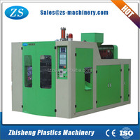 ZS-2S2L automatic plastic bottle making machine for pe pp