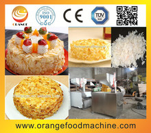 Almond slicing machine/almond slice cutting machine/nut slicing machine