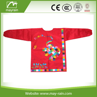 Custom Cheap Wholesale Kids Apron with Colorful pringting