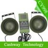 Hot sell hunting bird sound mp3, decoy birds hunting caller, bird sound caller power off memory timer