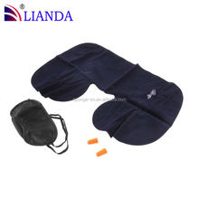inflatable plastic pillow, inflatable pregnancy pillow, inflatable promotional bag pillow