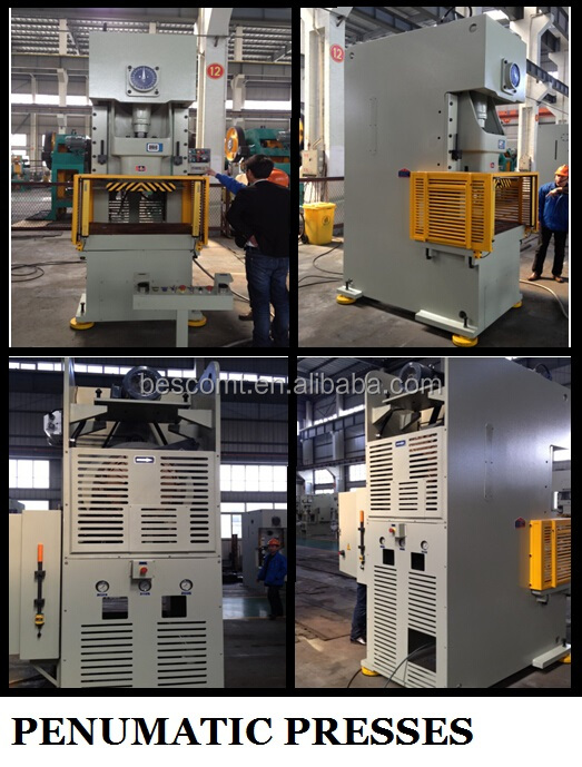 PNEUMATIC POWER PRESS TOTAL