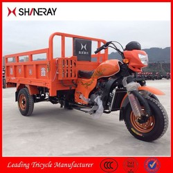 OEM Shineray Hot Sale 2015 China 200Cc Hot Cargo Three Wheel Motorcycle