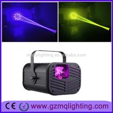 uniform night club 2r sniper beam spot scanner mini laser projector