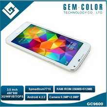Low Price 3.5 inch Mobile Phone Dual SIM Dual Standby 3G Smart Phone