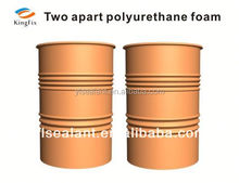 two component PU glue for air filter