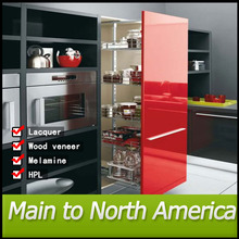 Deluxe Hot Sell display modular kitchen photos