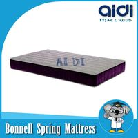 China Wholesale Bedroom Furniture Durable Bonnell Coil Spring Mattress AC-1409