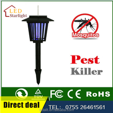 Factory supply new outdoor solar insect light trap