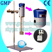 Guangdong factory 2L-20L high shear lab mixing homogenizer