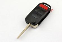 315 mhz car flip remote key case for Mercedes ML320 ML55 C230 S500 E420