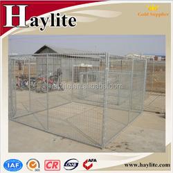 galvanized steel dog kennel for sale