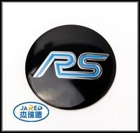 Nice Factory Supply China Custom Made Metal Crafts Aluminum Round Car Wheel Emblem Badge