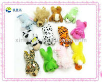 Funny animal shaped plush screen cleaner