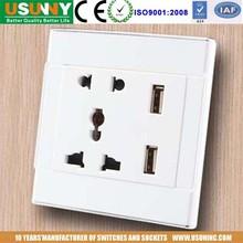 2 usb wall socket