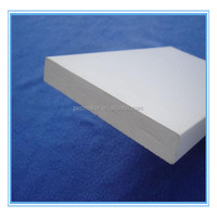 Green 2015 hot sale Bright White Color hard pvc foam sheet for cabinet