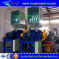 New type plastic film grinding machine/crusher/crushing machine