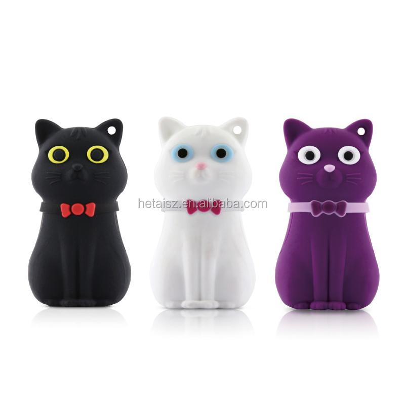 cadeau de promotion usb flash drive animal chat de bande. Black Bedroom Furniture Sets. Home Design Ideas
