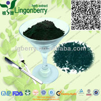 Natural Spirulina Algae Powder(60%-65% protein)/spirulina